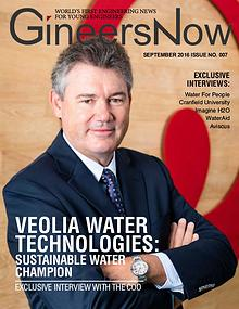 Veolia Water Technologies by GineersNow Engineering Magazine