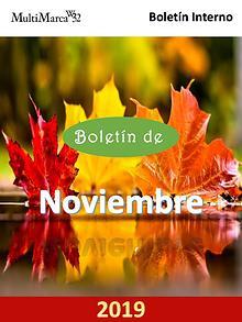 Boletín Interno de Noviembre