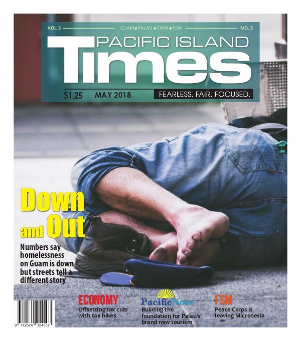 Pacific Island Times May 2018 Vol 3 No 5
