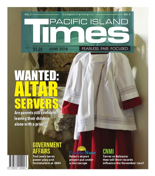 Pacific Island Times PIT 2018 June Vol 3 No 6