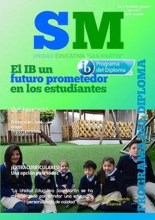 """Revista Digital """"SM"""""""