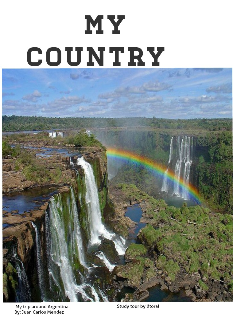Knowing my country My country