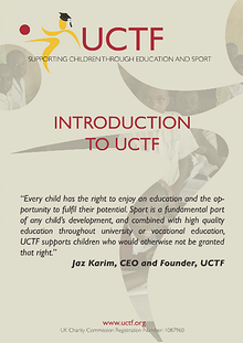 UCTF Introduction