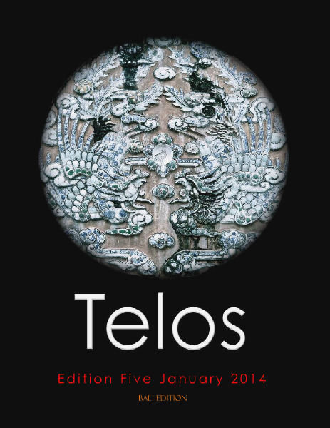 Telos Journal January 2014 Bali Edition