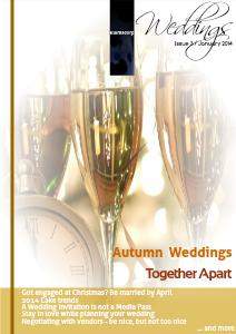 Klerksdorp Weddings #3 January 2014
