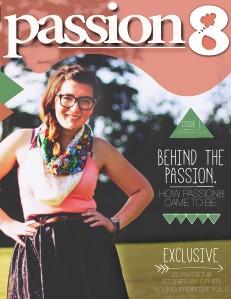 Passion8 Magazine September 2013