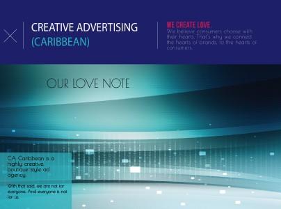 Creative Advertising Brochure Aug 2013