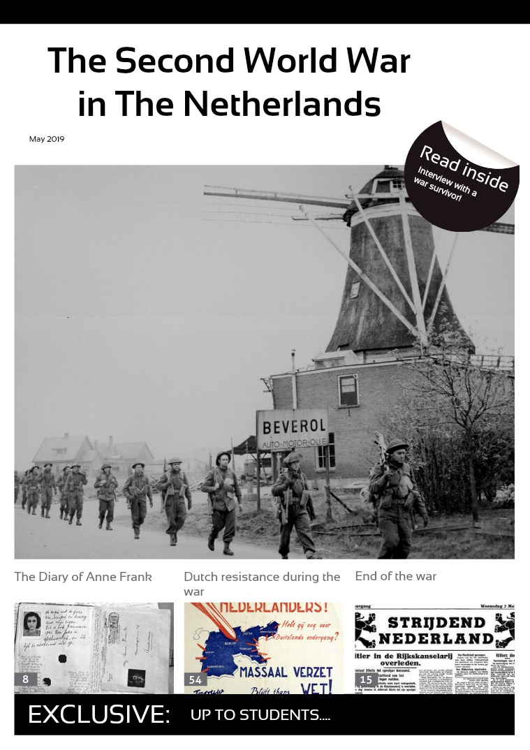 World War 2 in The Netherlands The Netherlands