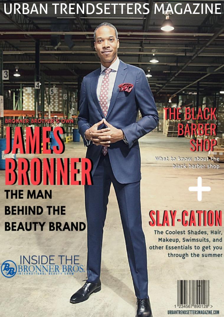 Urban Trendsetters Magazine Summer '18