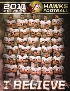 Friday Night Program - Mill Creek High School 2011 Edition