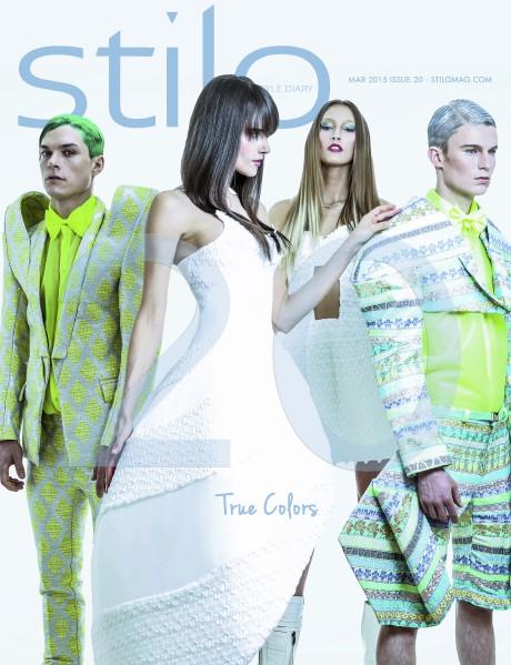 Stilo Magazine: Style Diary Issue 20: True Colors