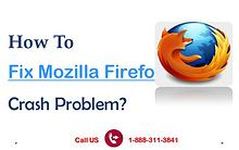 How To Fix Mozilla Firefox Crash Problem?