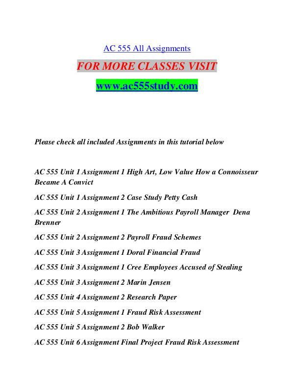AC 555 STUDY Extraordinary Success/ac555study.com AC 555 STUDY Extraordinary Success/ac555study.com