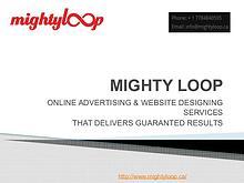 Mighty Loop - Online Advertising & Website Designing Services