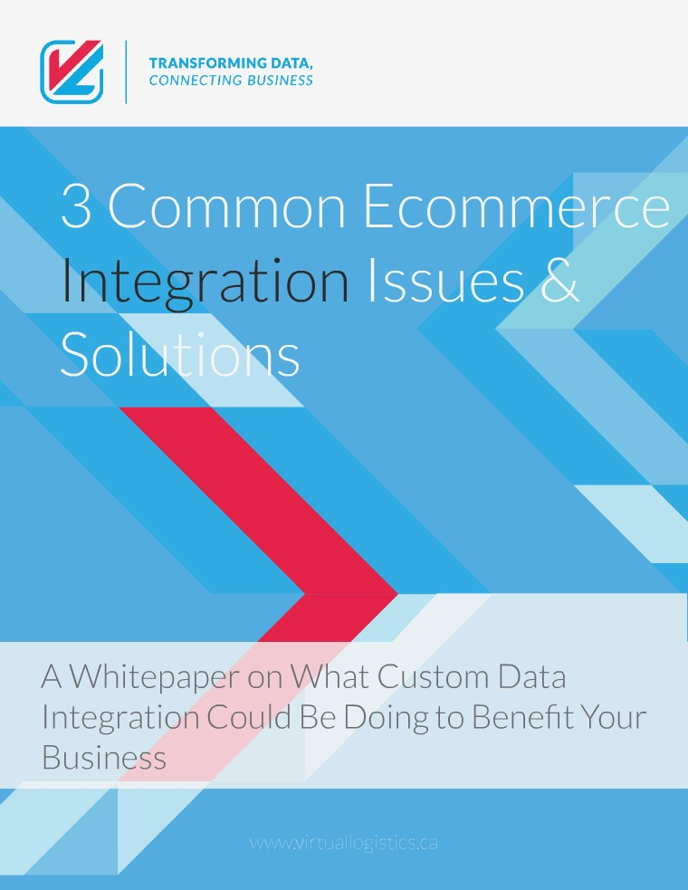 Three Common Ecommerce Integration Issues and Their Solutions An Ecommerce Whitepaper