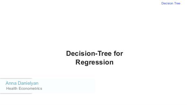 AUA Regression Tree