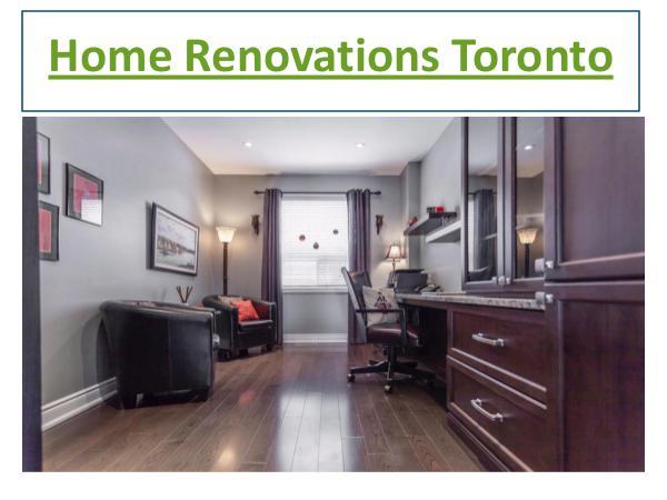 Home renovations oakville Home Renovations Toronto
