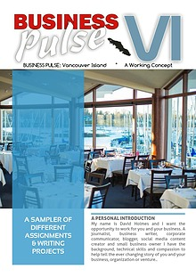 Business Pulse: Vancouver Island