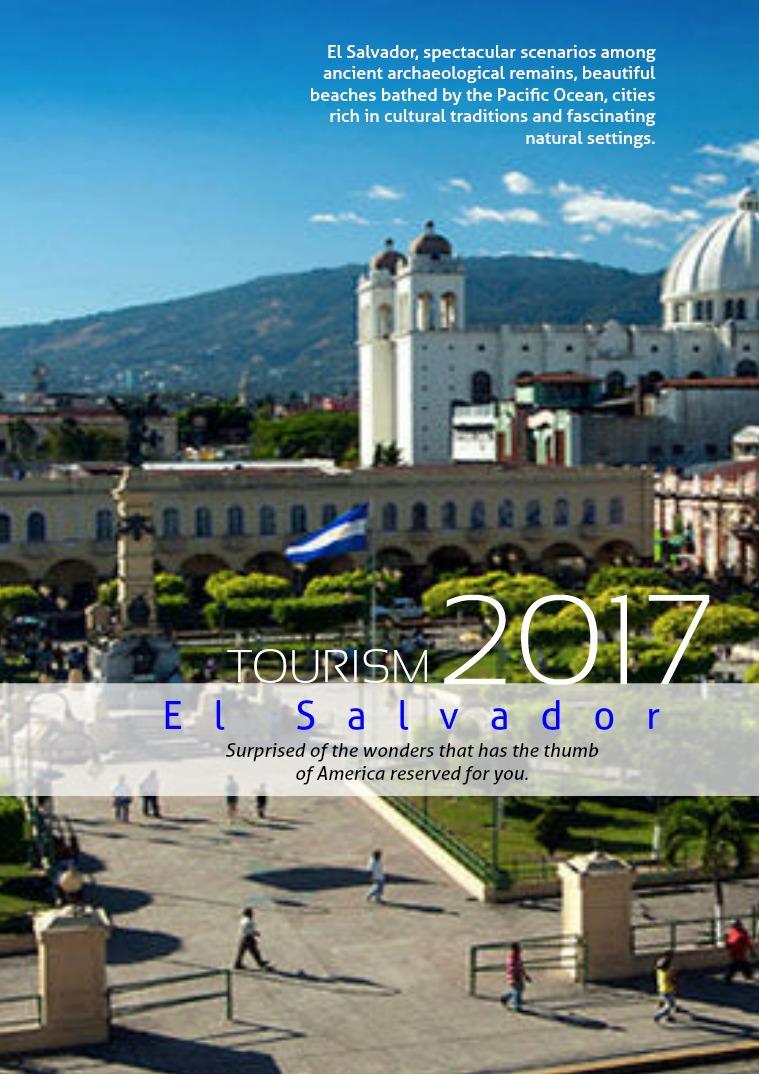 Tourist catalog about El Salvador Tourist catalog about El Salvador