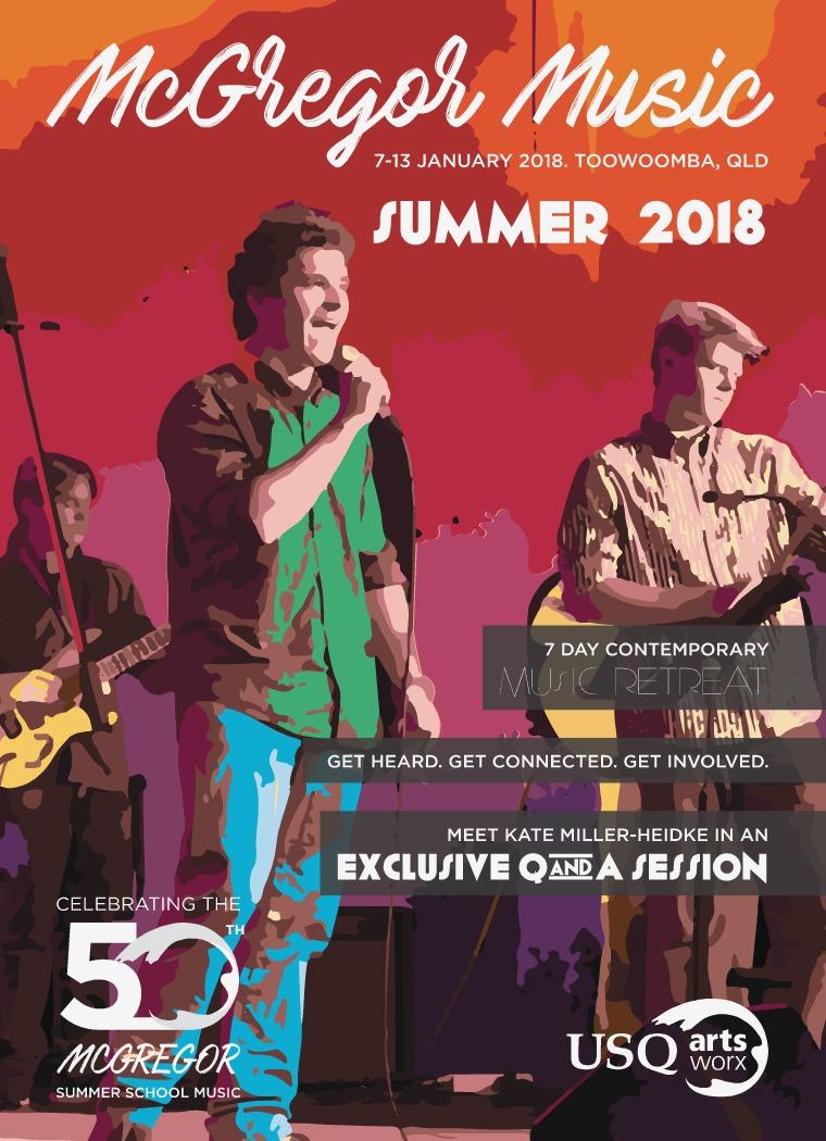 McGregor Retreats Music Retreat 2018