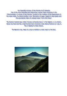 El Salvador tourist catalogue