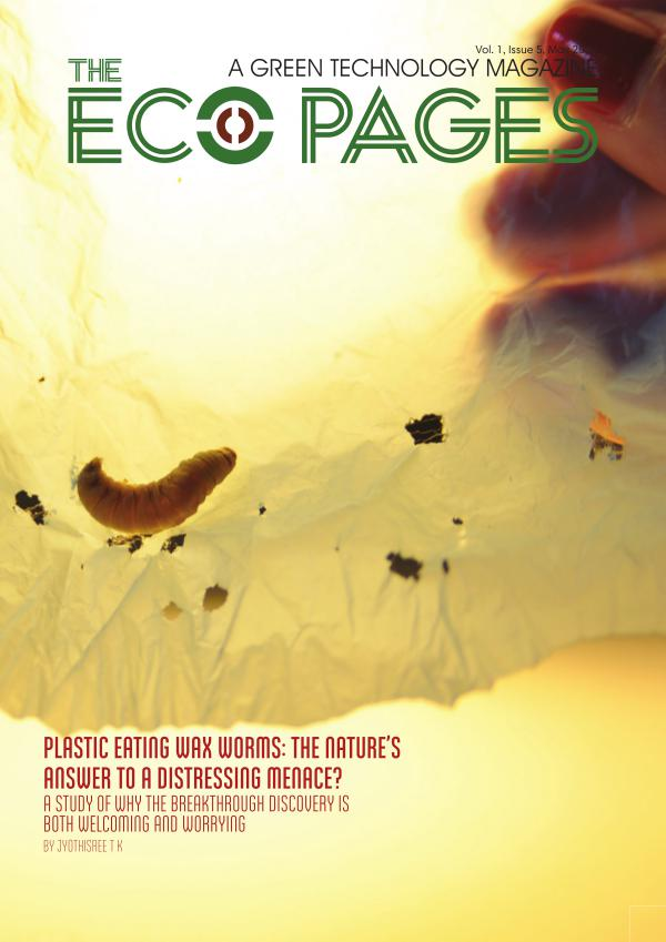 The Eco pages - May '17 issue