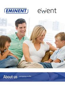 EWEM Company Profile & Catalogue