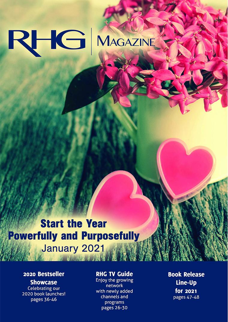 RHG Magazine January 2021