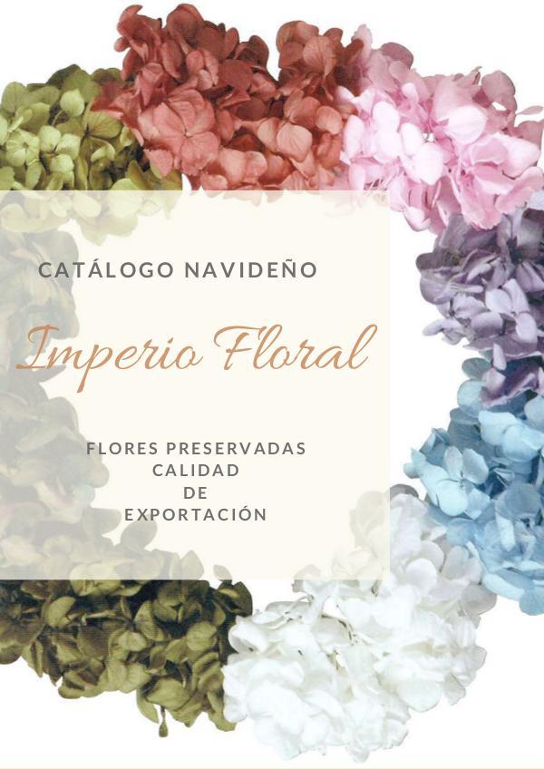 Catálogo Imperio Floral Catalogo Imperio Floral