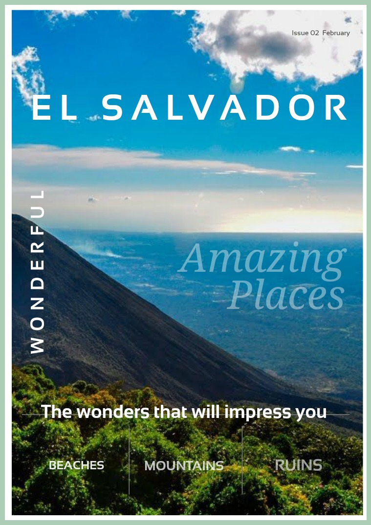 EL SALVADOR Tourism
