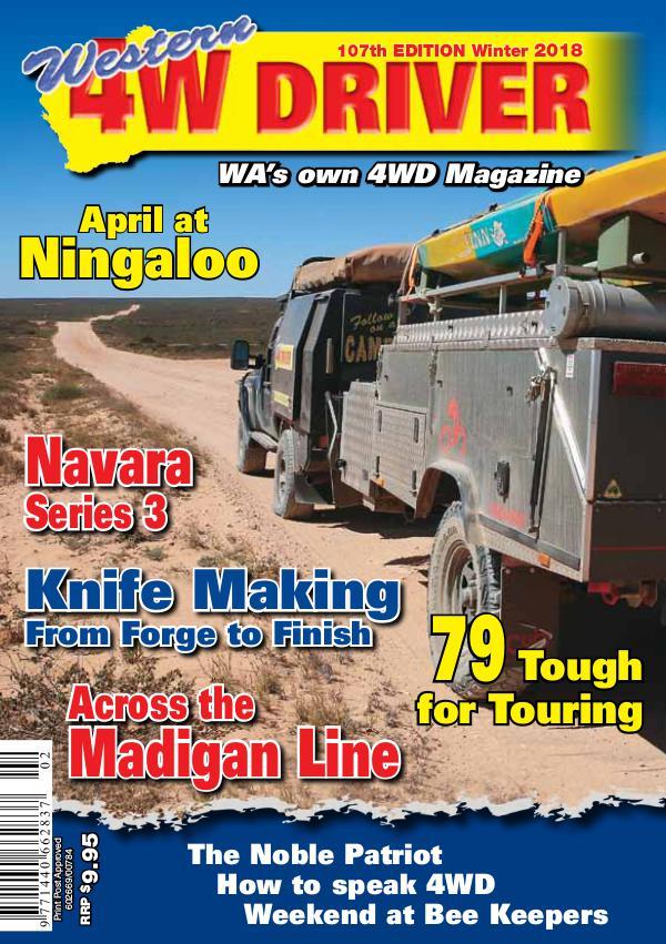 Western 4WDriver Magazine 107