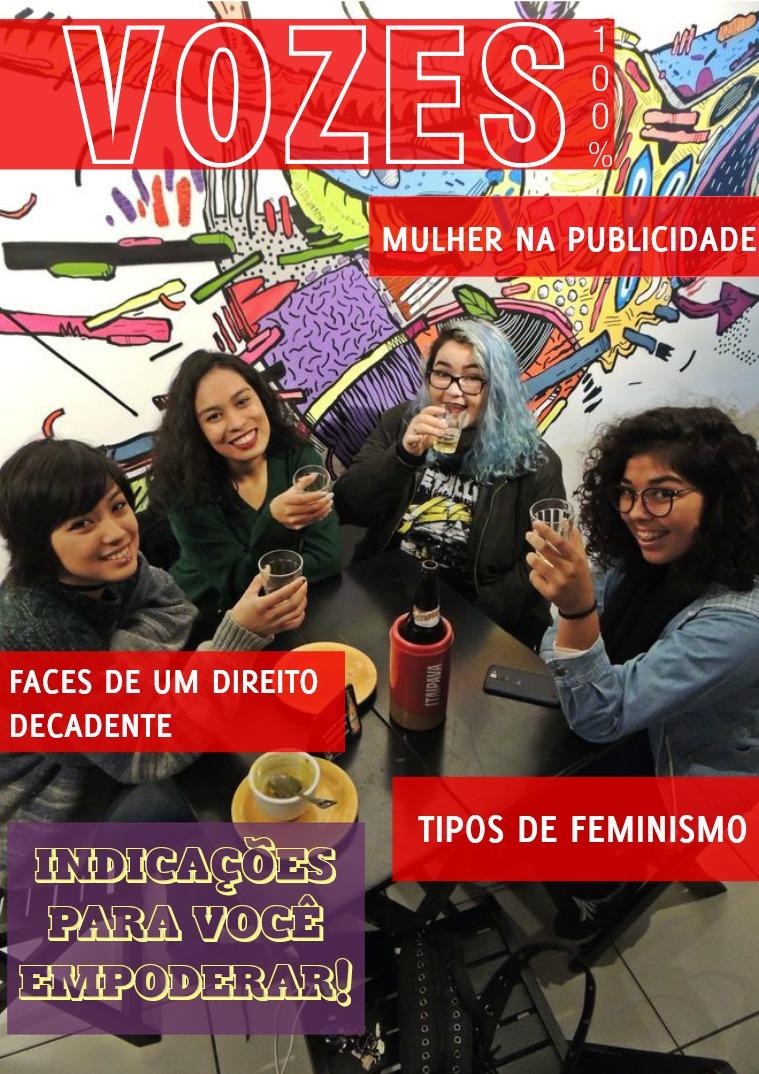 Revista VOZES 100% Empoderamento feminino
