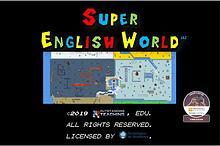 Super English World 2020