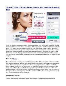 Nuluxe Cream: Advance Skin treatment, Get Beautiful Stunning skin