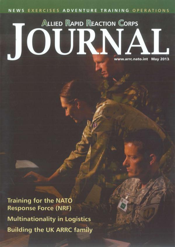 ARRC Journal May 2013