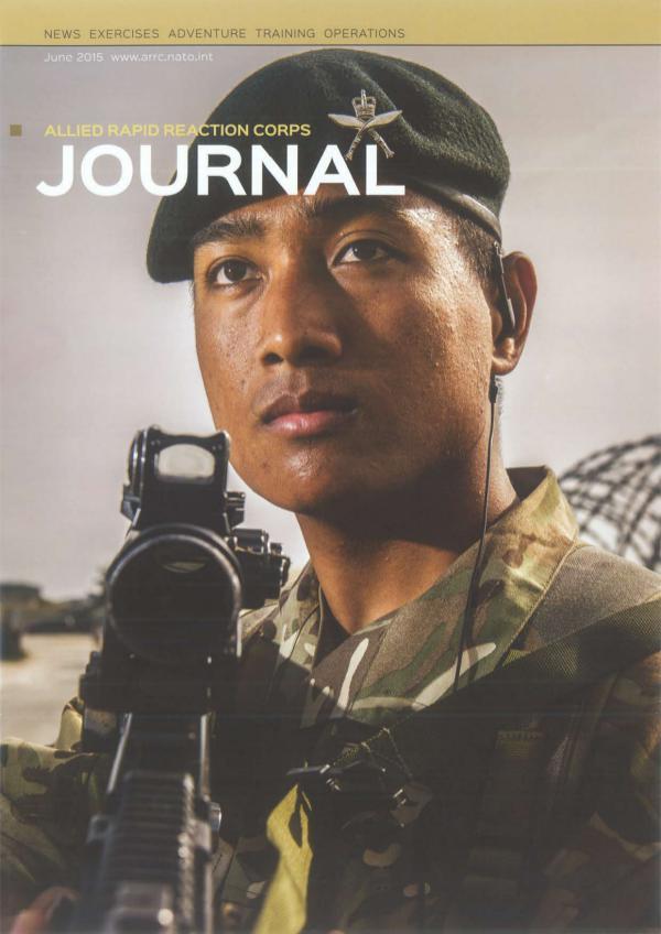 ARRC Journal June 2015