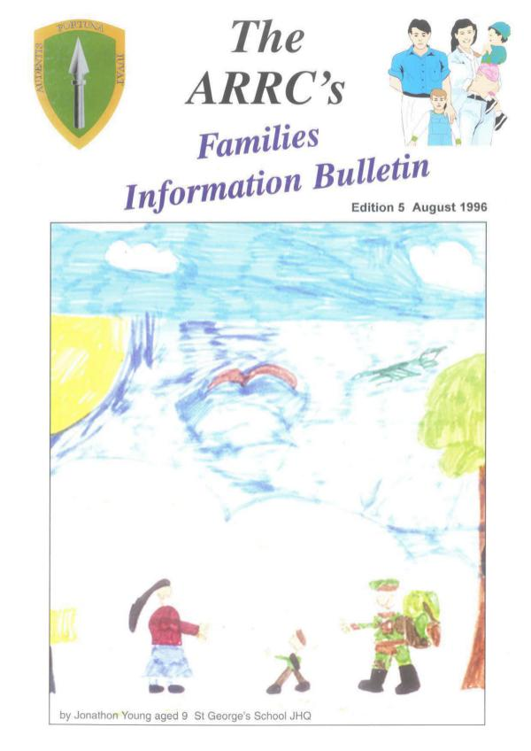 The 'ARRCive' The Bulletin - August 19