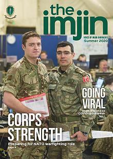 'the imjin' magazine
