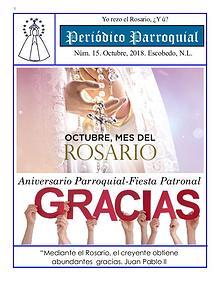 Revista Parroquial Nuestra Señora de la Soledad (oct 2018)