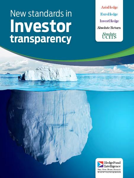 New standards in Investor Transparency