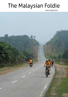 The Malaysian Foldie