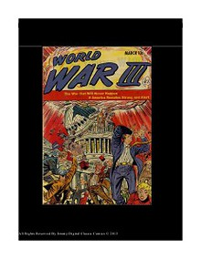 Jimmy Digital Classic Comics Volume I World War III