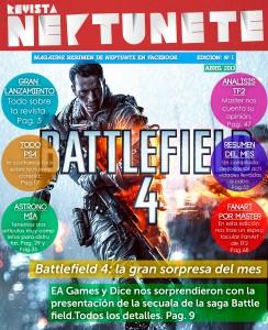 Revista Neptunete Edición 1 Abril 2013
