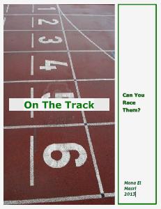 On The Track, september 2013 september,2013