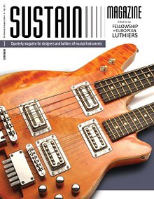SUSTAIN Magazine for luthiers