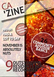 Community Advisor Newsletter