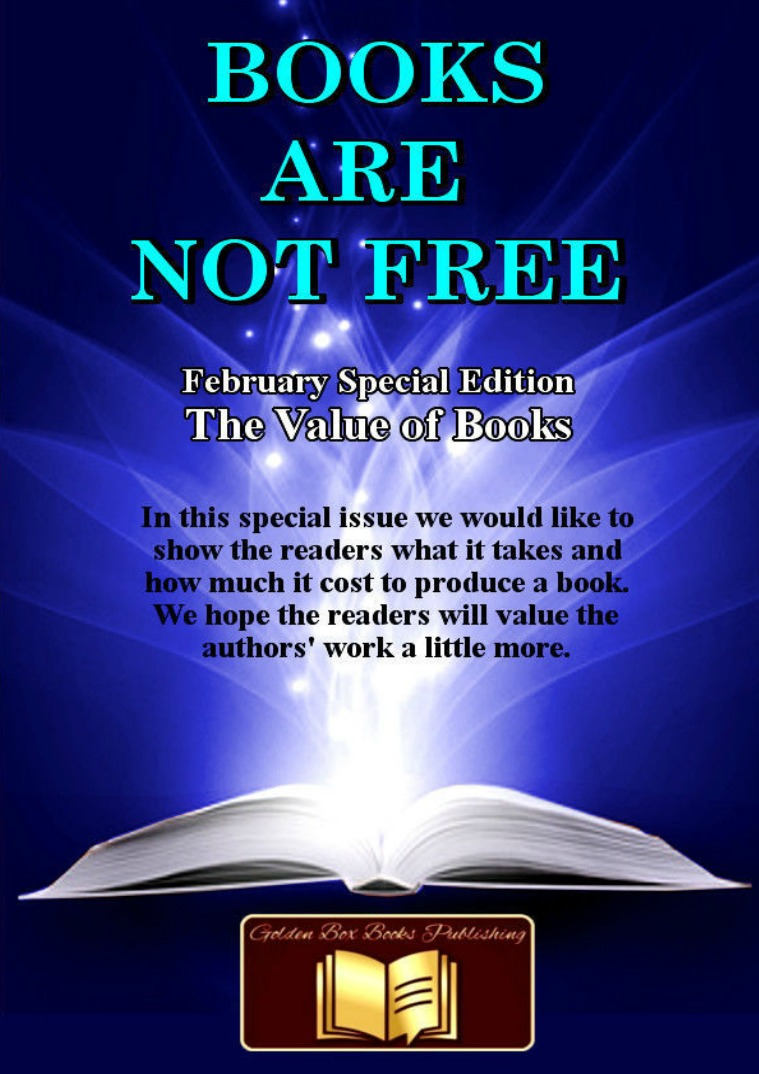 Golden Box Book Publishing Books Are Not Free