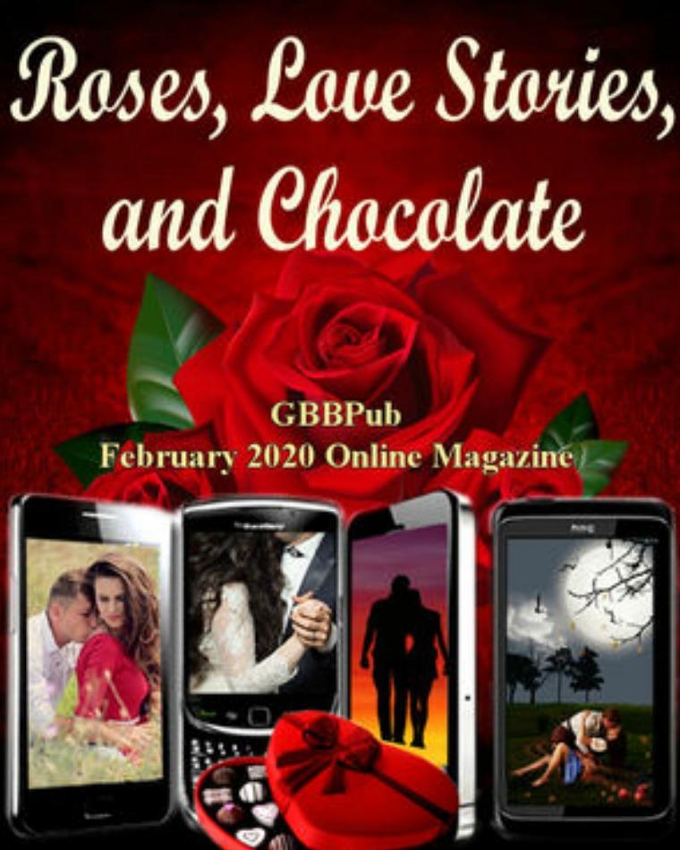 Golden Box Book Publishing GBBPub February Magazine