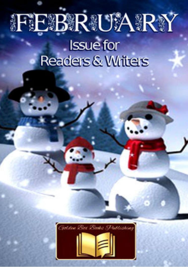 Golden Box Book Publishing February Issue
