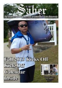The CSU Saber - 2013-2014 Aug. 14, 2013